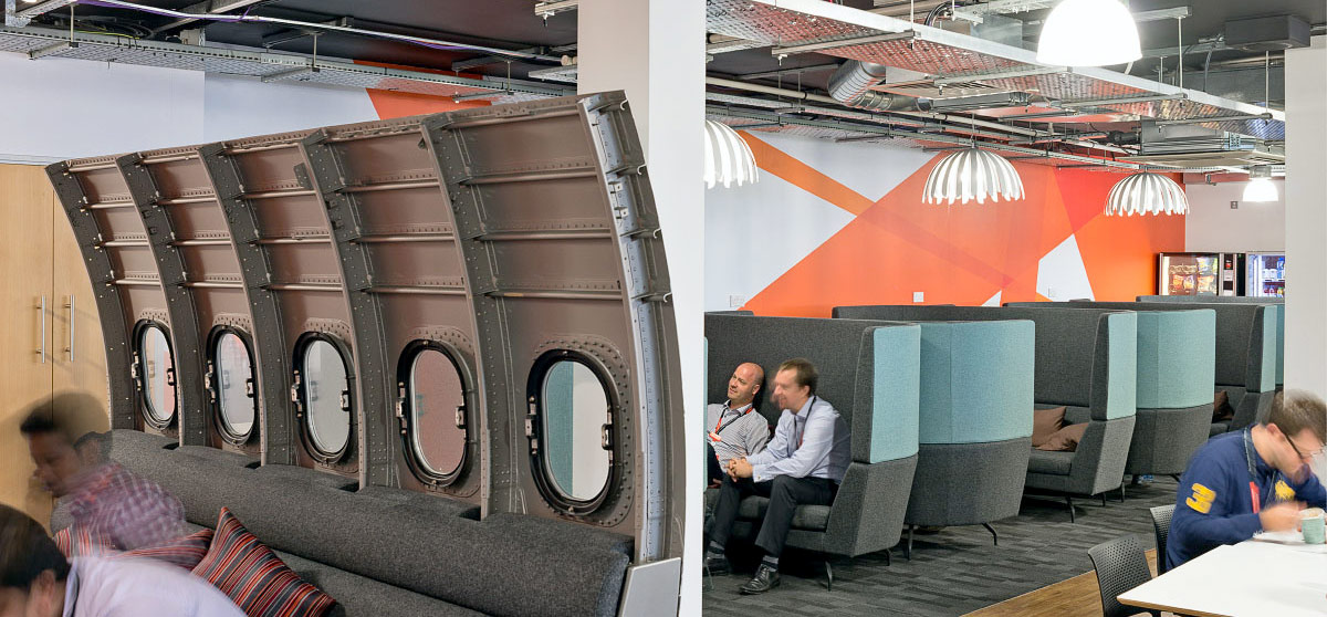 Easyjet-office.example-activity based workplace design